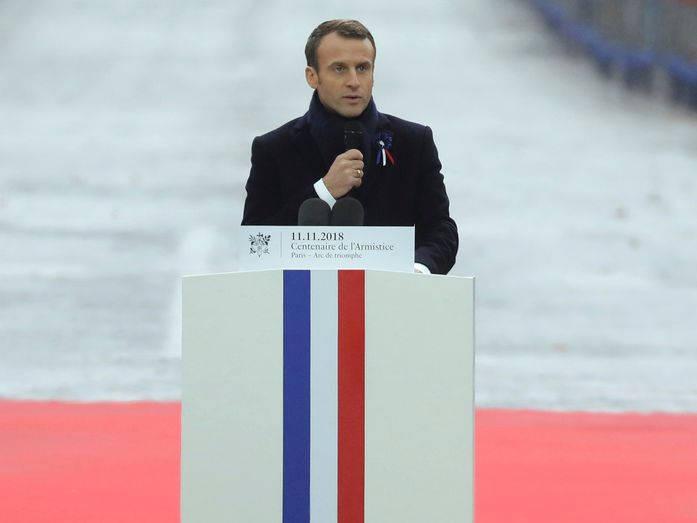 Emmanuel-macron-remembrance-sunday