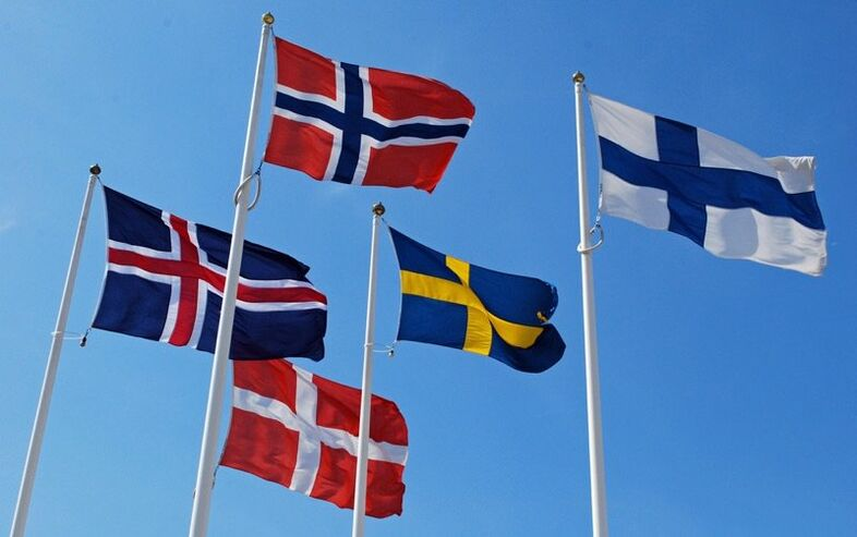 The-nordic-flags